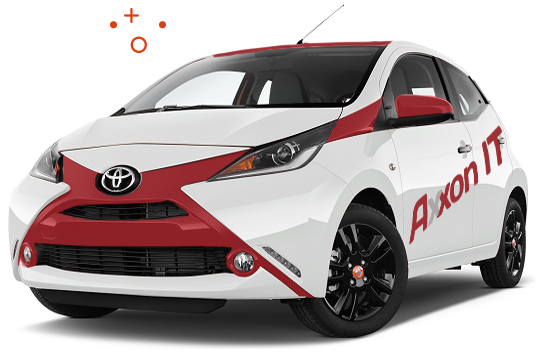 Axxon IT auto